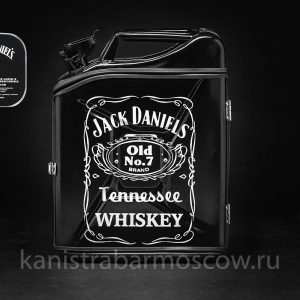 Набор  №3 Канистра бар «JD's Originals»