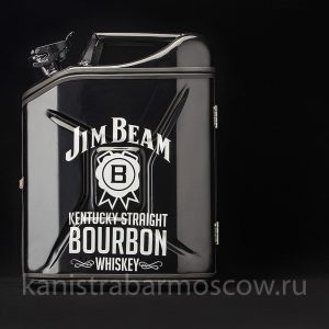 Канистра-бар «Jim Beam»