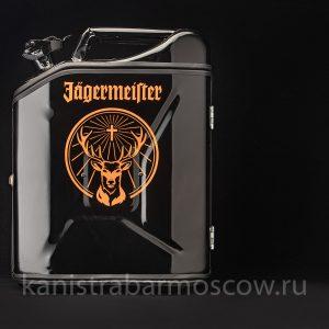 Набор №9 Канистра-бар Jgermeister